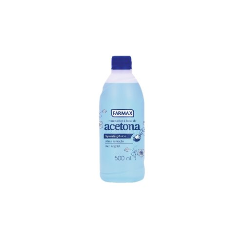 ACETONA 500 ML FARMAX