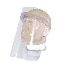 Protetor Facial Transparente. Face Shield (Kit com 50un.)