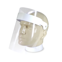 A Máscara Protetora facial - Face Shield - Loktal | kit 50 un