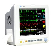Monitor Multiparamétrico Creative Medical - UP-7000. 05 Parâmetros