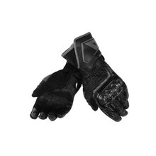 Luva Dainese Couro Carbon D1 Long Preto