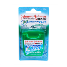 Fio Dental Johnson'S Menta 50m