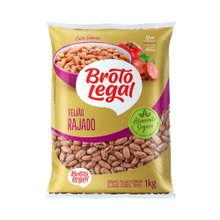 Feijão Broto Legal Rajado 1kg