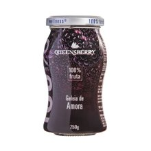 Geleia Queensberry 100% Fruta Amora 250g