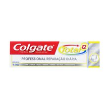 Creme Dental Colgate Total 12 Professional Daily Repair 70g