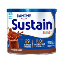 Complemento Alimentar Sustain Junior Chocolate 350g