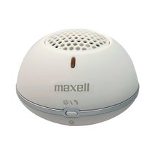 Caixa Som Maxell Mini Speaker Bluetooth Branco
