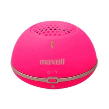 Caixa Som Maxell Mini Speaker Bluetooth Rosa