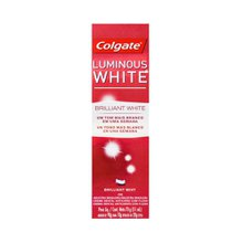 Creme Dental Colgate Luminous White Brilliant 70g