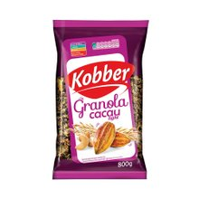 Granola Kobber Cacau Natural Light 800g