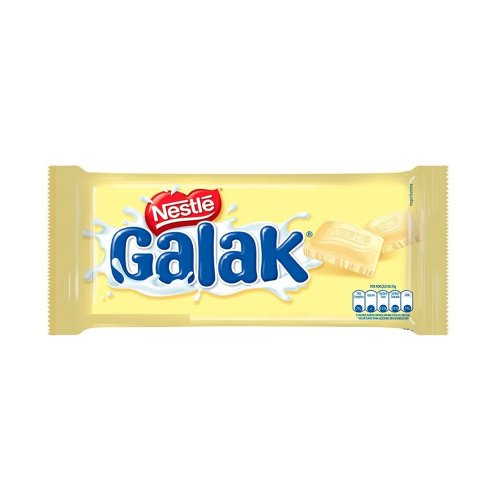 Chocolate Barra Nestlé Galak Branco 90g