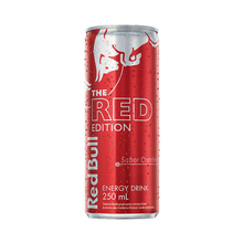 Energético Red Bull Red Edition 250ml