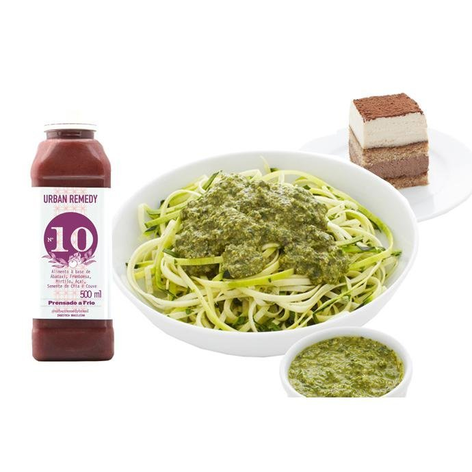Kit Fetuccine Pesto