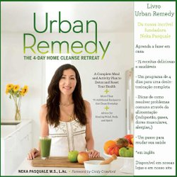 Livro Urban Remedy by Neka Pasquale