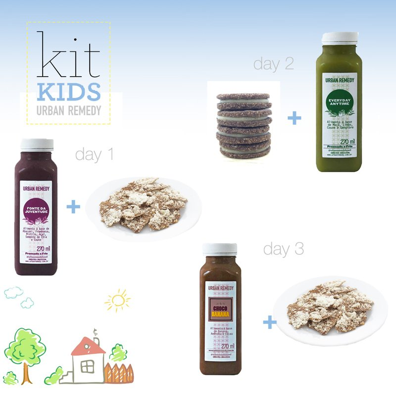 Kit kids snacks