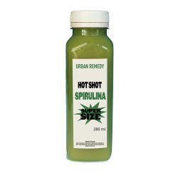 HOT SHOT SPIRULINA - SUPER SIZE
