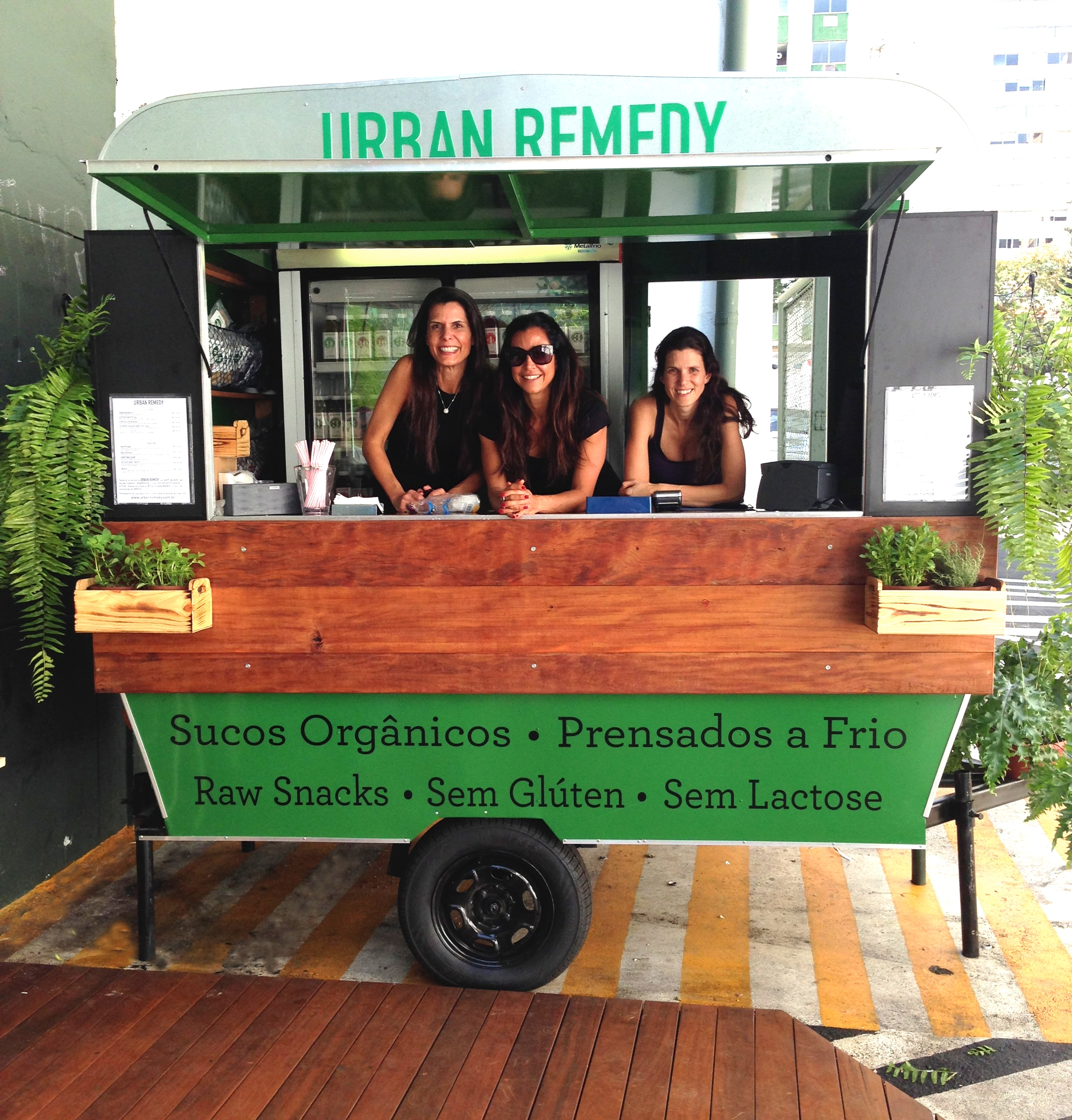 juice truck urban remedy