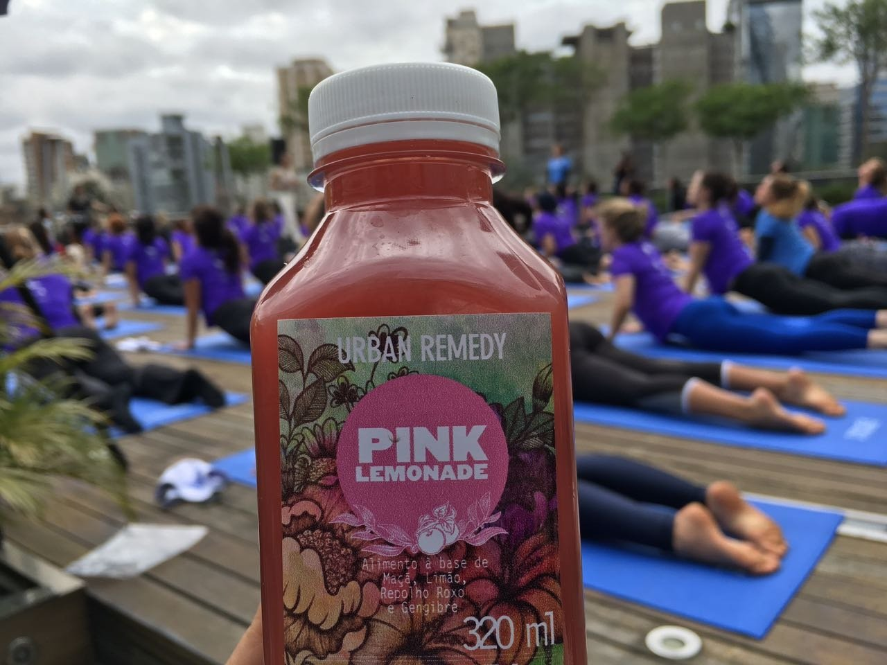 yoga urban remedy